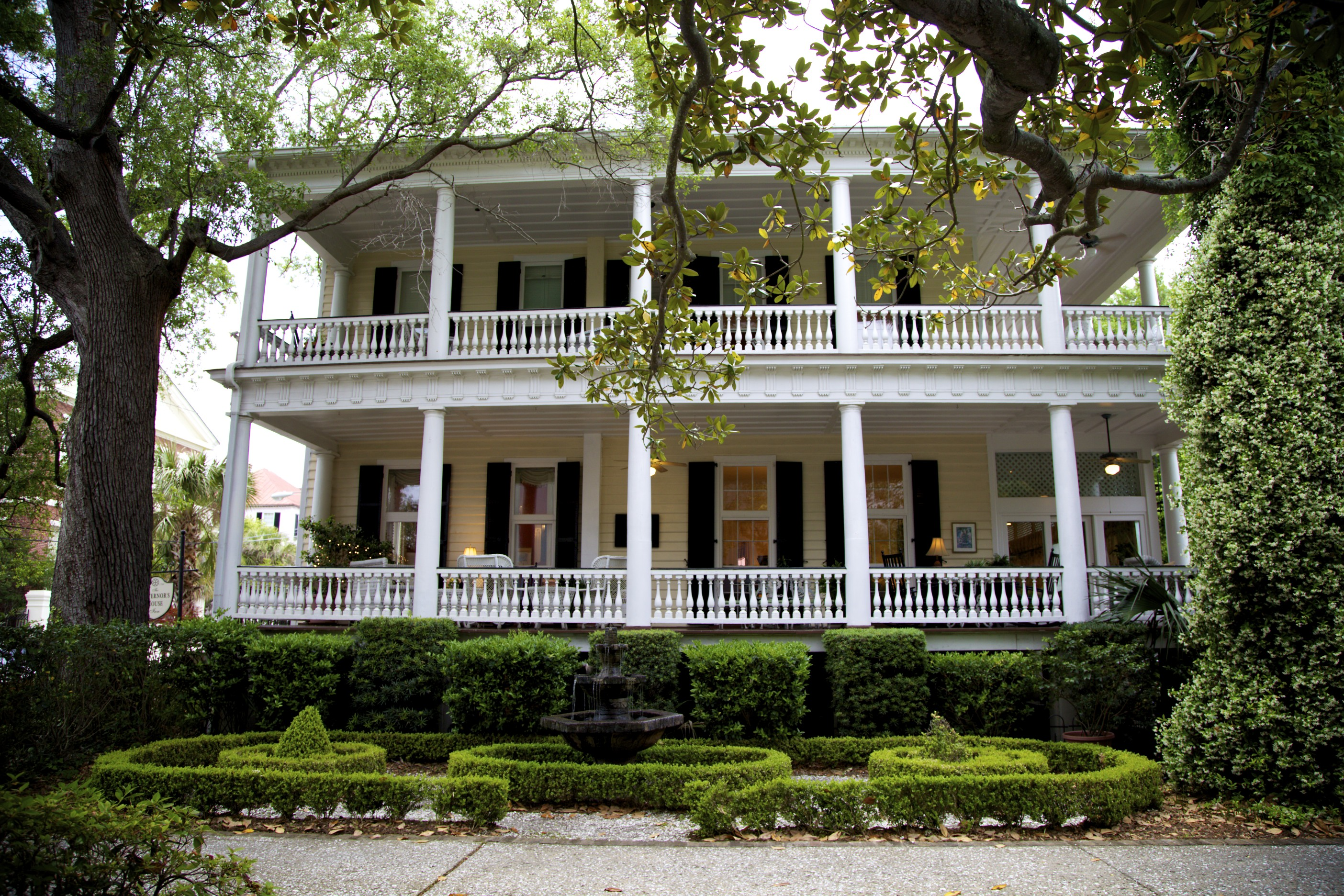 Bed And Breakfast Charleston Sc