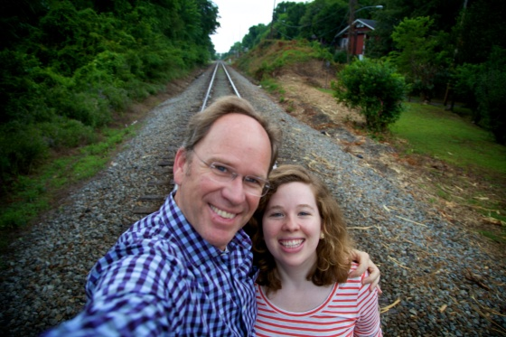 Birmingham Alabama road trip with Christina