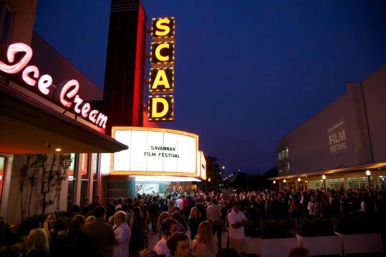 Attending the Savannah Film Festival