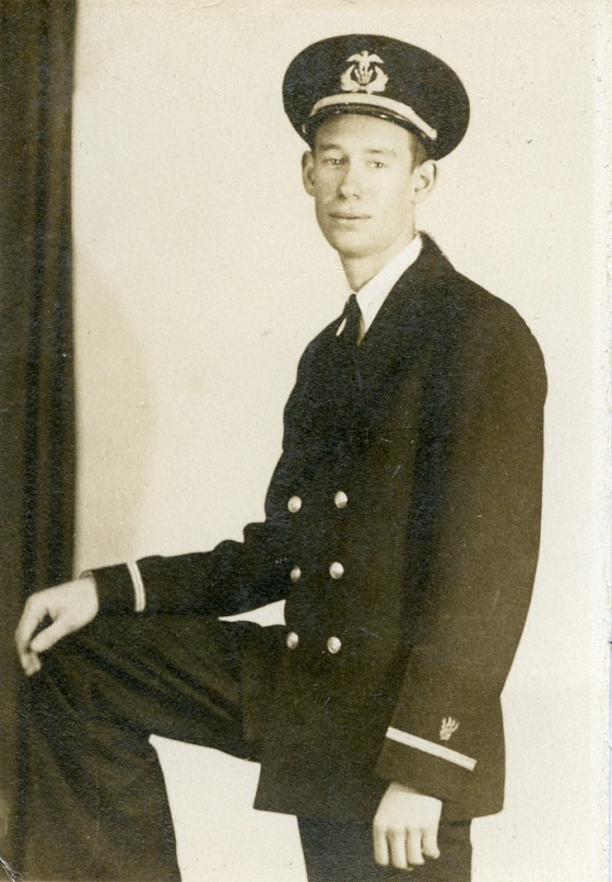 My dad joined the service at age 16 in World War II