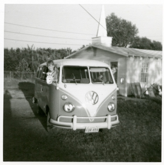 "My dad was ""ahead of his time"" with his bus ministry"