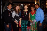 Alex Sam, Jodi jackson tucker and Onjang Hkip and Sue Austen In Chiang Mai