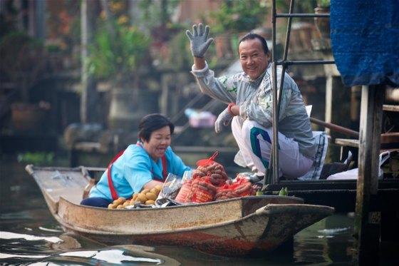 Floating market 21