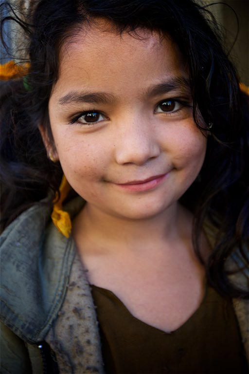 Faces of the Nepalese 1