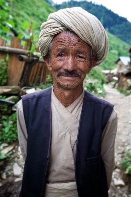 Faces of the Nepalese 11