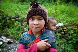 Faces of the Nepalese 19