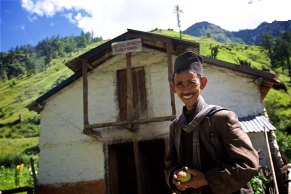 Faces of the Nepalese 9