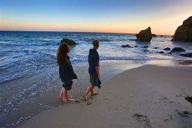The beach 23