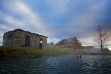 Exploring Icelands famed natural hot springs