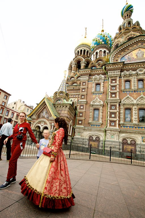 The Church of the Savior on Spilled Blood 1